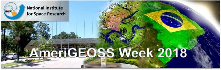 AmeriGEOSS Week (06 a 10 de agosto de 2018)