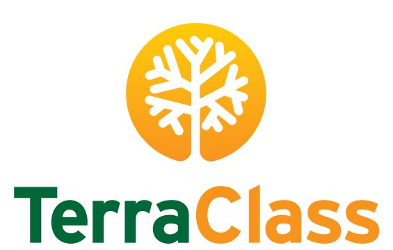 logotipo TerraClass