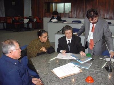 Página Seminário PRODES 2005