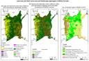 Uso e cobertura do solo na Bahia de acordo com dados do TerraClass Cerrado 2013