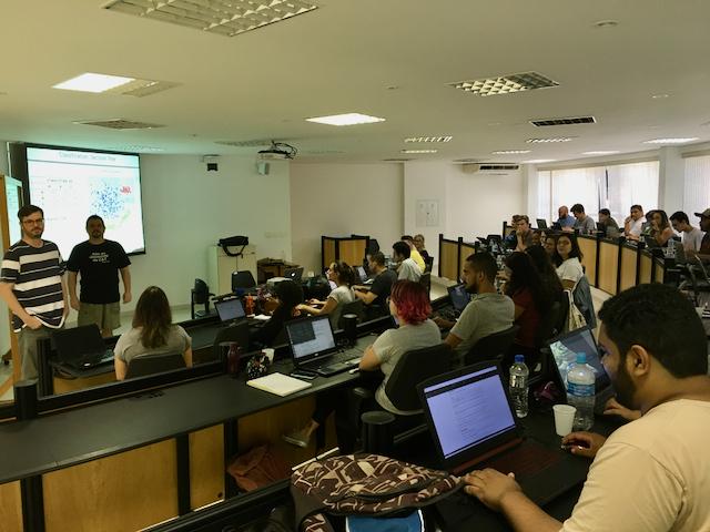 Curso de Verão em Geoinformática e Ciência de Dados - 2020