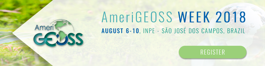 AmeriGEOSS Registration