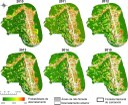 Probabilidade de Desmatamento